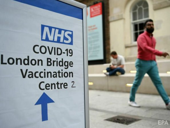 Общество: В Великобритании привили от COVID-19 три четверти взрослого населения