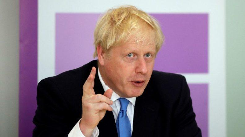 Общество: Джонсон заявил о трёх четвертях привитых от COVID-19 взрослых в Британии