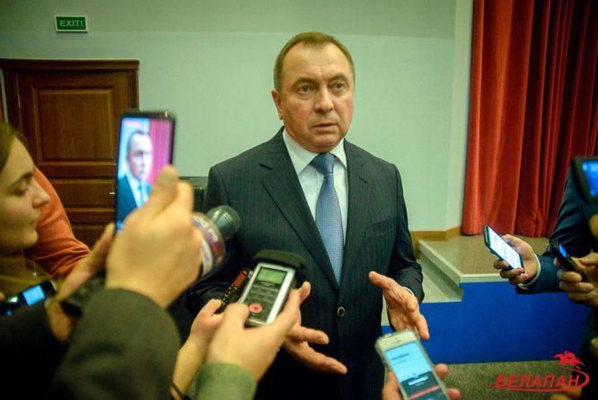 Общество: МИД: Санкции США, Канады и Великобритании направлены на подрыв суверенитета и независимости Беларуси