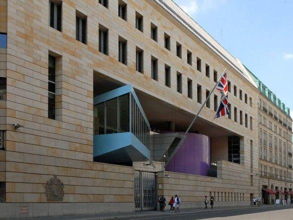 Общество: Сотрудника посольства Великобритании задержали в Берлине по обвинению в шпионаже в пользу России