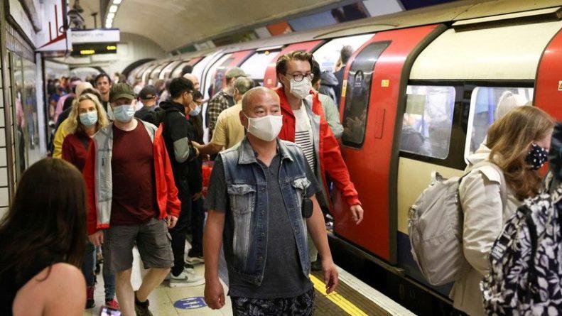 Общество: За сутки в Британии зафиксировали более 29 тысяч случаев коронавируса
