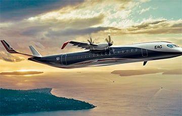 Общество: В Великобритании создадут крупный водородный авиалайнер