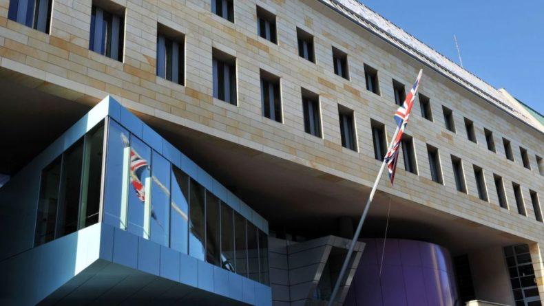 Общество: Подозреваемый британец в работе на спецслужбу РФ арестован