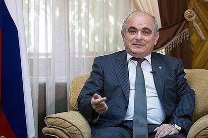 Общество: Посла России вызвали в МИД Ирана из-за фото с послом Британии