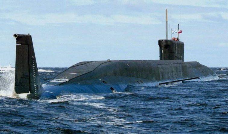 Общество: В Лондоне - паника: российские атомные подлодки окружили Британские острова!