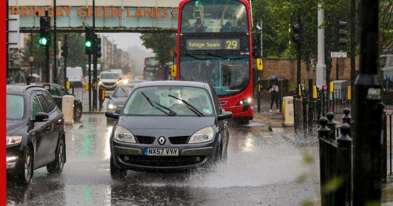 Общество: В НАСА назвали дату затопления Лондона из-за изменений климата