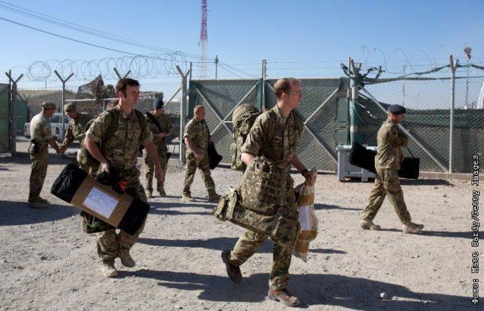 Общество: Великобритания направит в Афганистан военных для эвакуации подданных