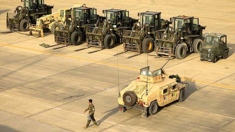 Общество: В Великобритании оценили решение США о выводе войск из Афганистана