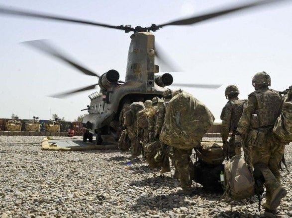 Общество: Правительство Великобритании будет эвакуировать своих граждан из Афганистана: направят почти 600 военных