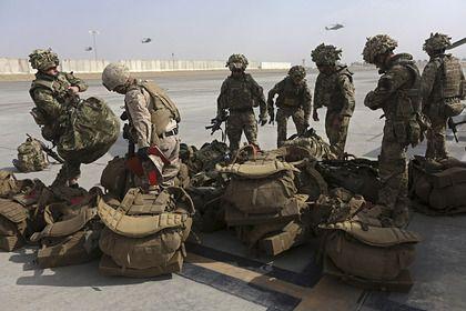 Общество: Британия задумалась об отправке войск в Афганистан