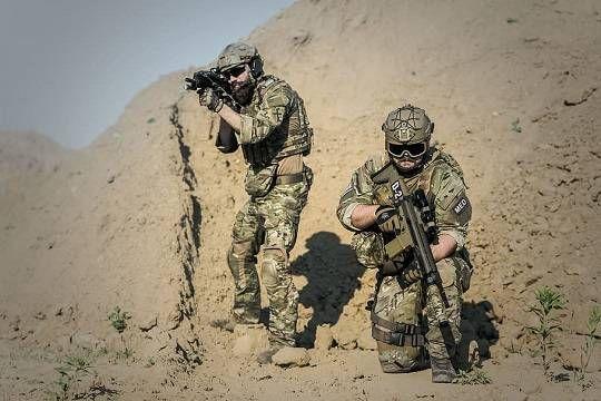 Общество: В Минобороны Британии допустили отправку войск в Афганистан