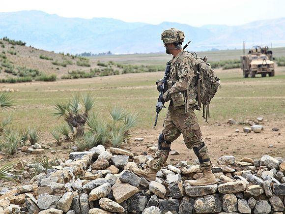Общество: Глава Минобороны Великобритании раскритиковал вывод американских войск из Афганистана