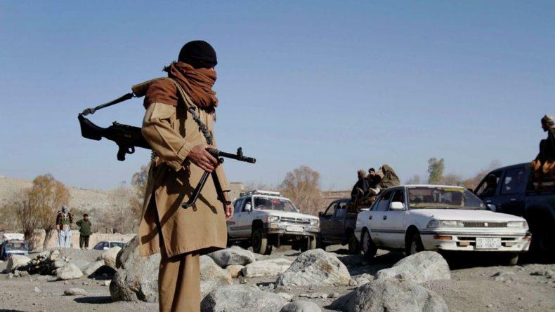 Общество: Великобритания и США направят в Афганистан военных для эвакуации своих граждан