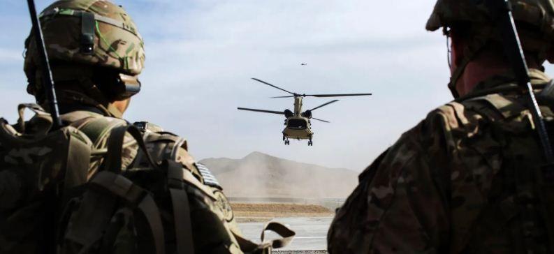 Общество: Британия начала переброску войск в Афганистан для обеспечения безопасности эвакуации