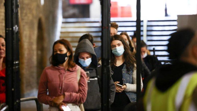 Общество: В Британии за сутки выявили более 26 тысяч случаев коронавируса