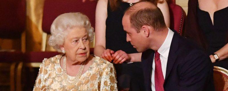 Общество: Принц Уильям беспокоится за состояние королевы Британии из-за нового скандала