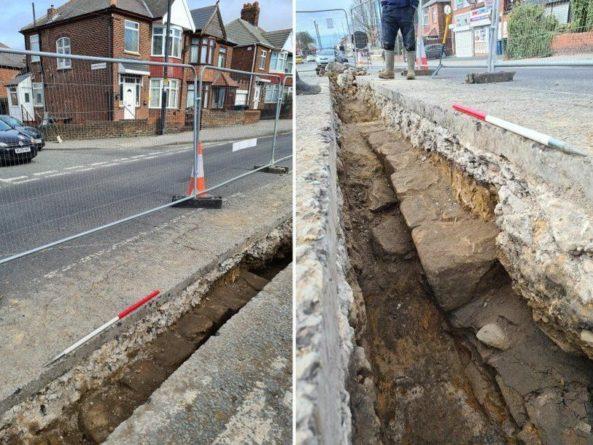 Общество: На севере Англии обнаружен фрагмент Адрианова вала