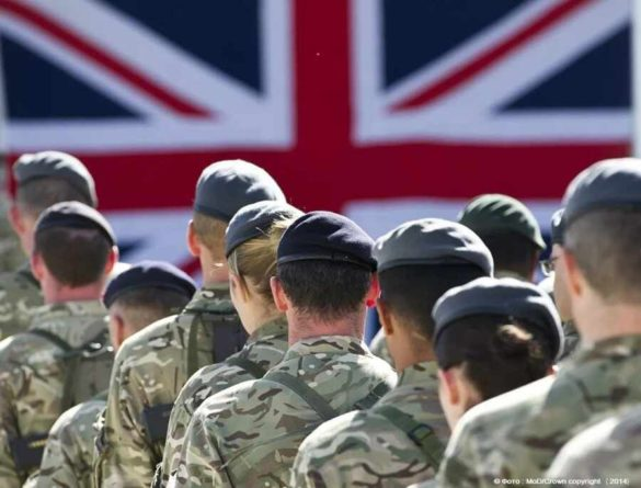 Общество: Великобритания не собирается возвращать свой воинский контингент в Афганистан