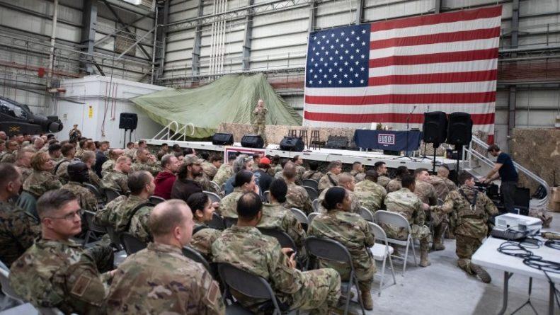 Общество: Семьи британских военных назвали пощечиной фиаско США и Великобритании в Афганистане