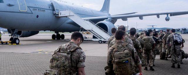 Общество: Британия направляет в Кабул ещё 200 военных для эвакуации своих граждан