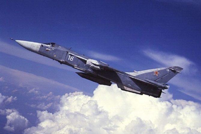 Общество: ВВС Британии сообщили о перехвате российского Су-24 у берегов Румынии