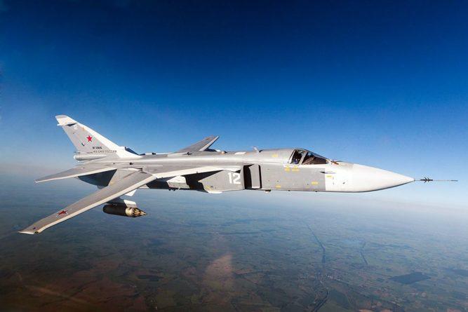 Общество: Британия заявила о перехвате российского Су-24