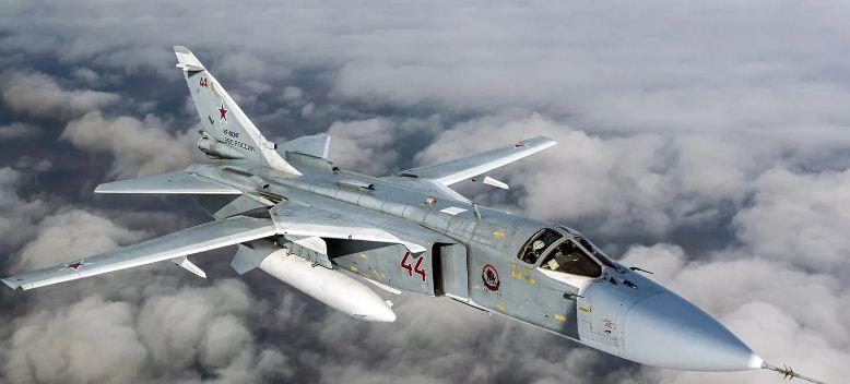 Общество: ВВС Британии подняли в воздух истребители для сопровождения российского Су-24