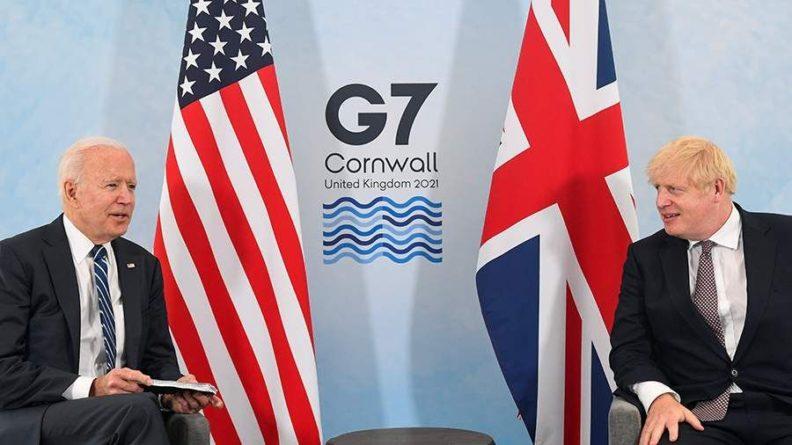 Общество: Байден и Джонсон договорились об онлайн-встрече G7 по Афганистану