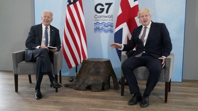 Общество: Байден и Джонсон проведут виртуальный саммит G7 по поводу Афганистана