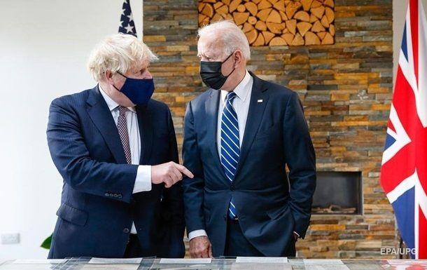 Общество: Байден и Джонсон обсудили ситуацию в Афганистане