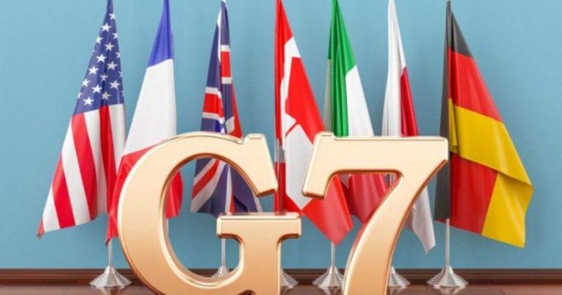 Общество: Лидеры США и Британии собрали саммит G7 по Афганистану