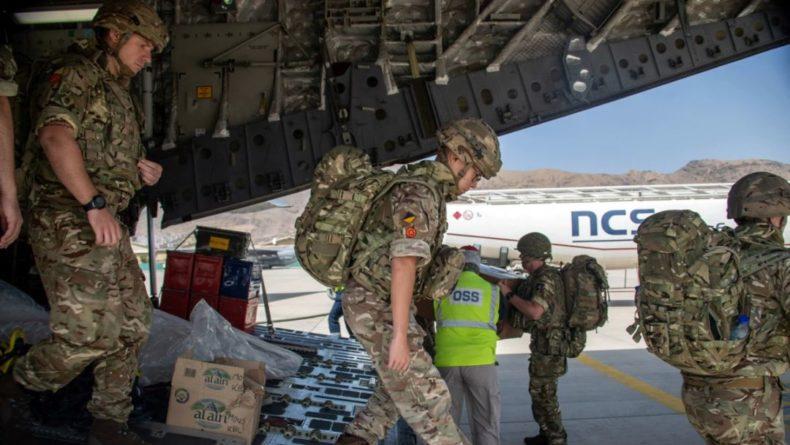 Общество: Британия примет до 20 тысяч беженцев из Афганистана
