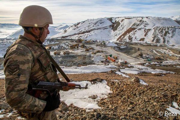 Общество: Баку обещает дорогу, чтобы британцы начали добычу золота в Нагорном Карабахе
