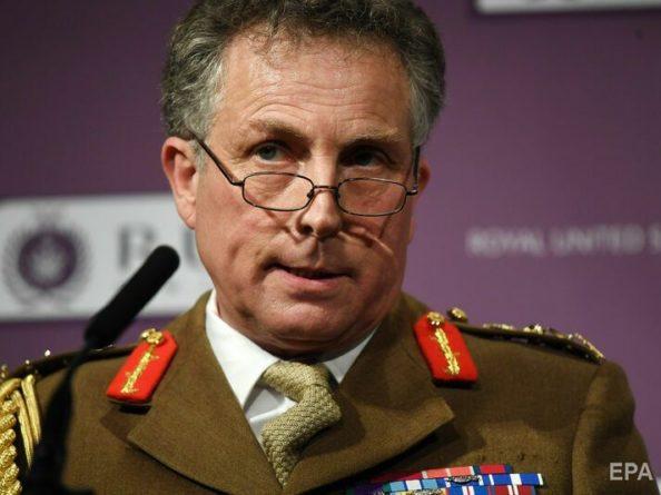 """Общество: """"Я действительно думаю, что они изменились"""". Начштаба обороны Великобритании считает, что талибам надо дать шанс"""