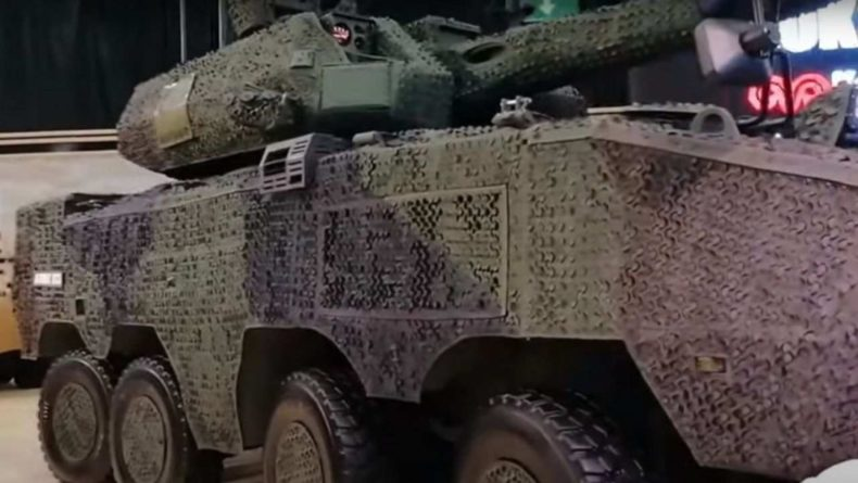 Общество: Компания Otokar раскрыла характеристики бронетранспортеров ARMA-8x8 и Cobra II 4x4