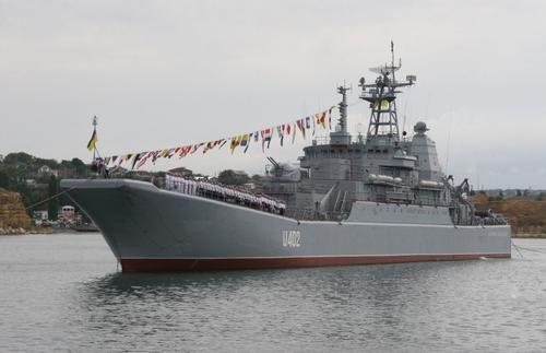 Общество: Зеленский пообещал Украине при поддержке Великобритании большой военный флот к 2035 году