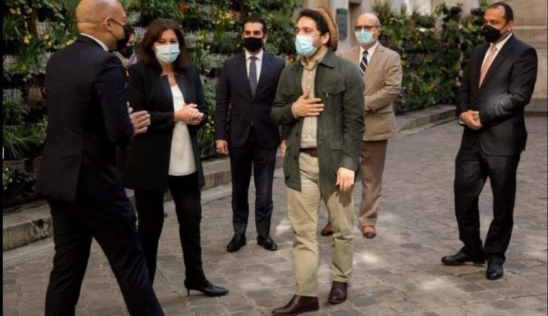 Общество: Ахмад Масуд просит помощи США, Британии и Франции