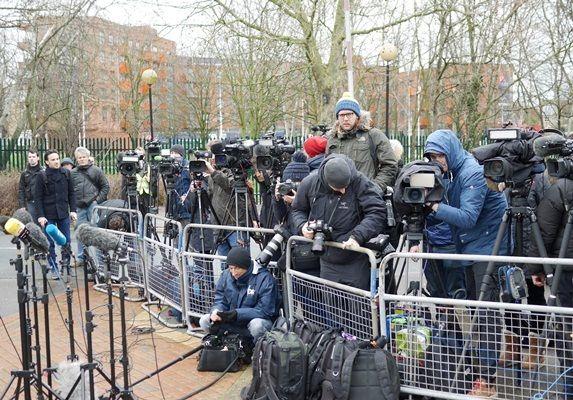 Общество: СЖР требует прекратить дискриминацию российских журналистов в Британии