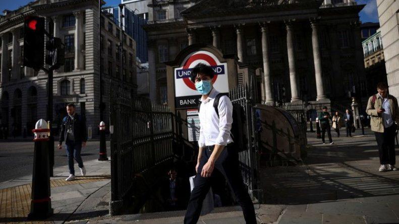 Общество: В Британии за сутки выявили более 36 тысяч случаев коронавируса