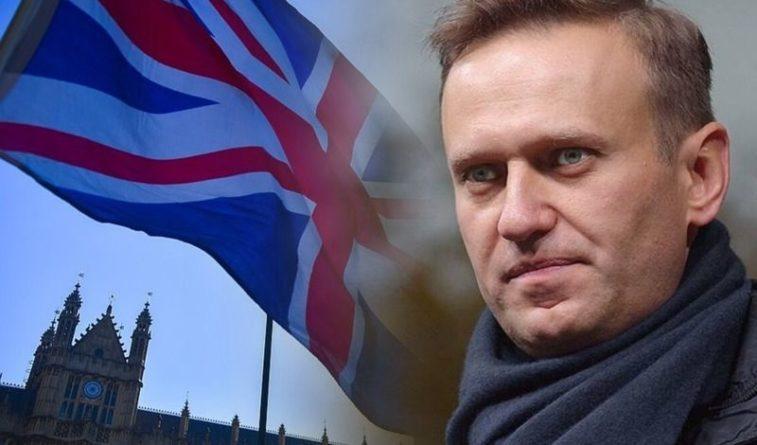 Общество: Великобритания ввела санкции против семи сотрудников ФСБ из-за отравления Навального