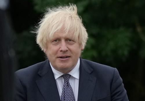 Общество: Джонсон заявил, что Великобритания при необходимости будет работать с талибами