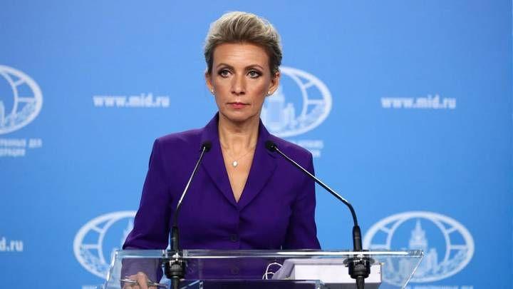 Общество: Захарова предложила Великобритании переадресовать санкции США
