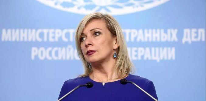 Общество: Представитель МИД РФ Захарова: Новые санкции Британии по делу Навального нелегитимны