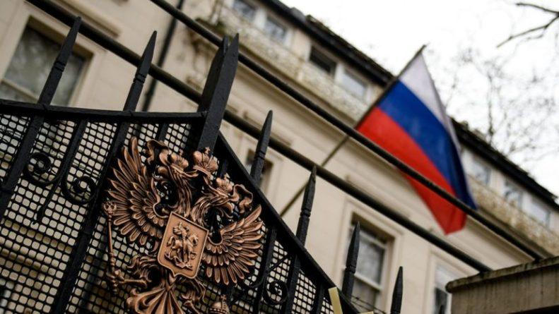 Общество: Посольство России призвало Британию отказаться от конфронтации