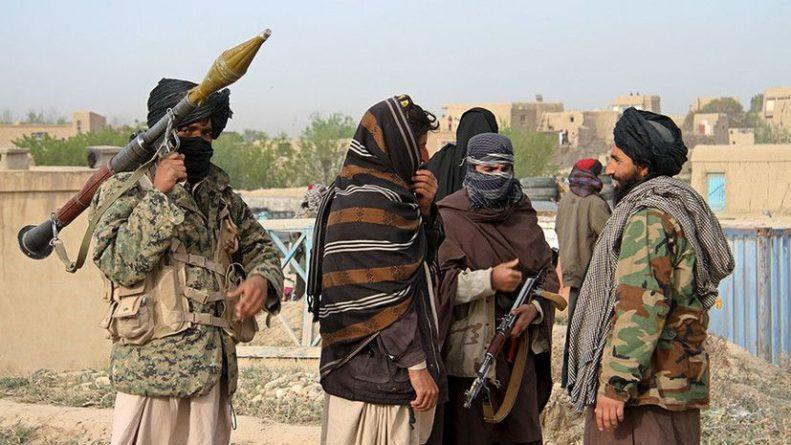 """Общество: Великобритания заявила о возможном сотрудничестве с """"Талибаном"""" в случае необходимости"""