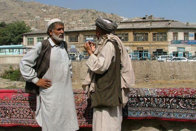 Общество: Великобритания поверит новым властям Афганистана на слово