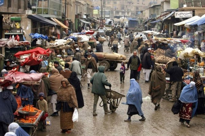 Общество: Великобритания намерена сотрудничать с РФ по ситуации в Афганистане