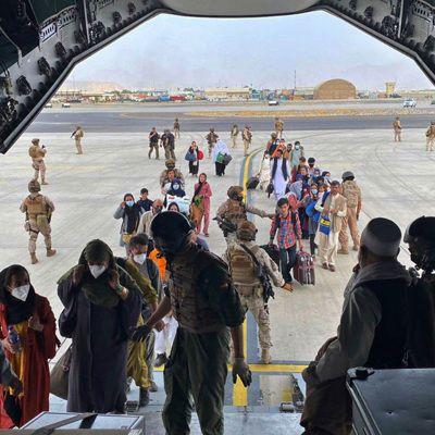 Общество: Минобороны Великобритании сообщило о гибели семи человек вблизи аэропорта Кабула