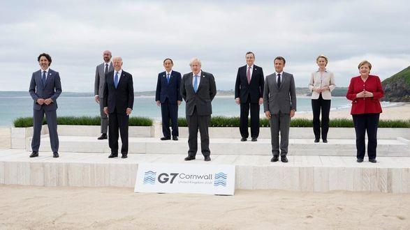 Общество: Великобритания созывает заседания G7 для обсуждения афганского кризиса