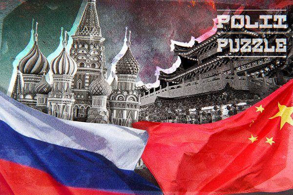 Общество: Британцы морально готовятся к мировому господству России и Китая